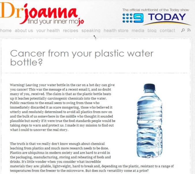 Dr Jo Article