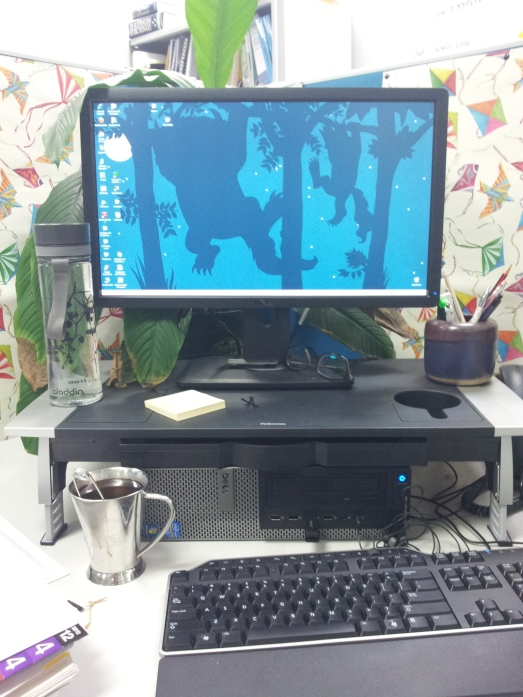 Desk, After